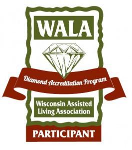 WALA Diamond Participant Logo